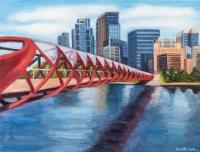 Peace Bridge- limited edition print